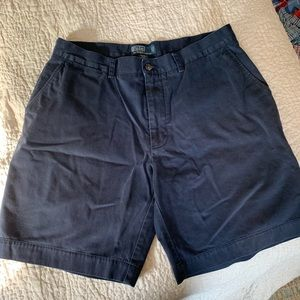 Navy Ralph Lauren Shorts